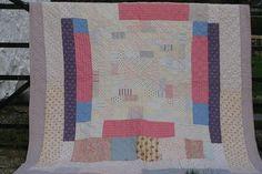Victorian Patchwork | Patchworks | Victorian Patchwork from Jen Jones Welsh Quilts & Blankets