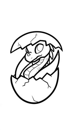 How to Draw a Baby Dragon, Baby Dragon, Step by Step ...