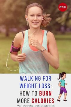 Walking & burn calories Is a Totally Underrated Way to Exercise and Lose Weight. When it comes to weight loss workout strategies, daily walking(30 minutes day) for weight loss plan is totally crucial. Including that you don't have to go to a special gym to do it, and you can even get medals for it. If you start now(10000 steps a day), you could be down a size or two within a couple of months.You daily motivation should be 3 miles a day even on your treadmill at home.