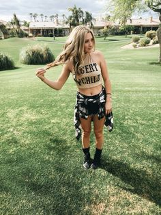 Desert child crop top www.licensetoboot.com Stagecoach Outfit Country Thunder outfit country concert outfit cma fest outfit country music