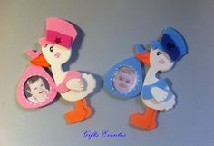 Imanes bautizo / baby shower