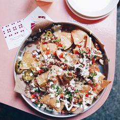 Afternoon Taco break all to myself. Nachos, Vegetable Pizza, Vancouver, Cheese, Instagram, Food, Meal, Essen, Hoods