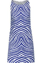 MillyPrinted stretch-cotton mini dress