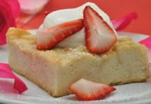 Chef Eddy Van Damme's Bread Pudding Recipe #DixieCrystals