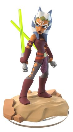Disney Infinity 3.0 Star Wars Ahsoka Tano! http://bradgeek.tumblr.com/post/119732198603/cannot-wait-for-disney-infinity-3-0-which