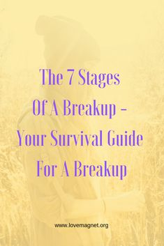 Do you know that there are 7 common stages of a breakup. Understand those 7 stages of a breakup will help you go through the tough time. Stages Of Breakup, Relationship Stages, Breakup Advice, Relationship Questions, Relationship Problems, Healthy Relationships, Advice Quotes, Bad Marriage, Marriage Advice