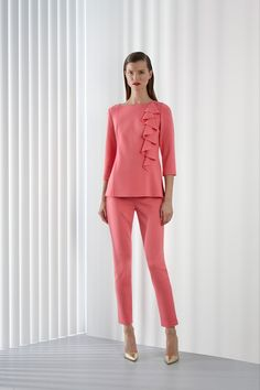 St. John | Resort 2014 Collection | Style.com