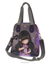 Santoro Gorjuss We Can All Shine kézi- és válltáska Santoro London, Patchwork Bags, Cute Characters, My Bags, Sling Backpack, Sewing Projects, Backpacks, Shoulder Bag, Handbags