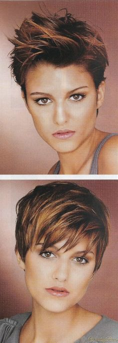 Jedna krótka fryzura na DWA sposoby!