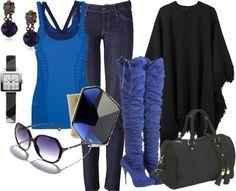 Winter Take on Summer by ECS - Fashion Forward