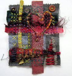 Dooleybobber Heart by Jan Brattain