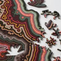 Nervous System | Generative Jigsaw Puzzles | Orbicular Geode Puzzle
