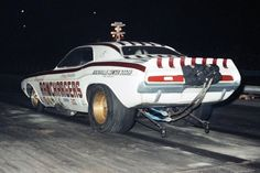 Vintage Drag Racing - Funny Car - Ramchargers Challenger