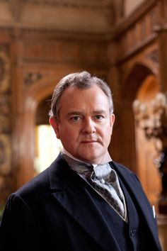Robert Crawley by Hugh Bonneville in Downton Abbey Downton Abbey Season 3, Downton Abbey Series, Downton Abbey Fashion, Robert Crawley, Hugh Bonneville, Barefoot Books, Dowager Countess, Lady Mary, Slide