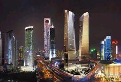 Shanghai: World Financial Center, 492m (101 floors) (Part 3) - SkyscraperCity