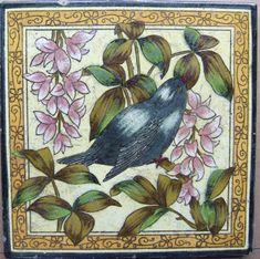 West Side Art Tiles -4498n301p0 - English Tile
