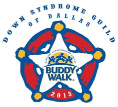 """Save the date for 2013 Buddy Walk on November 3, 2013 at the AT Plaza at Victory Park!  The Down Syndrome Guild of Dallas Buddy Walk is not just a one-mile """"fun walk"""", but a day of activities and family fun.  The purpose of the Buddy Walk is to help promote acceptance and inclusion of people with Down syndrome.  For more information visit: http://2013dsgbuddywalk.kintera.org/faf/home/default.asp?ievent=1072932 #ruthiesdozen #dsg #buddywalk #ruthiesrollingcafe"""