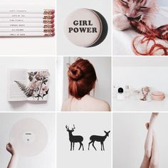 Lily Evans • mood board  ✘edit is mine