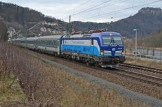 Trains and locomotive database and news portal about modern electric locomotives, made in Europe. Electric Locomotive, Journey, Europe, The Journey