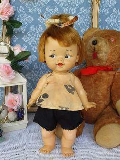 Boneca Pedrita Estrela