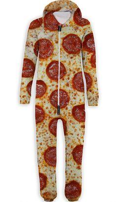 pizza jammies