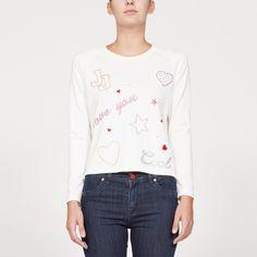 Buso Frank💘 Graphic Sweatshirt, Sweatshirts, Sweaters, Fashion, Wraps, Moda, Fashion Styles, Trainers, Sweater