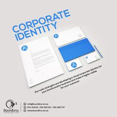 #Corporate #identity refers to #official #marketing and #advertising of the company and promote all #products to recognize them globally.