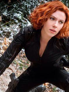 Natasha Romanoff - Black Widow.