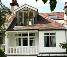how to get doors in a dormer roof - Google Search