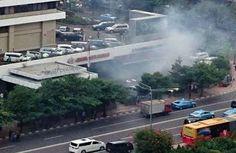 Il Pollaio delle News: Sei esplosioni in Jakarta nel centro commerciale S...