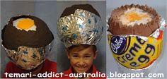 Easter hat for boys