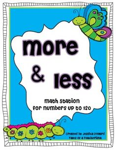 Great station for 1 less/more & 10 less/more!  :)