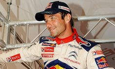 Sebastien Loeb--WRC driver extraordinaire & so easy on the eyes...