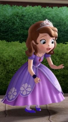 Disney Princess Frozen, Elsa Frozen, Princess Sofia Dress, Rapunzel Crown, Purple Squirrel, Joy Inside Out, Sisters Drawing, Supergirl Dc, Smurfette
