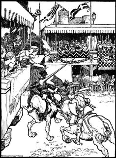 King Arthur and the Knights of the Round Table - Image 5