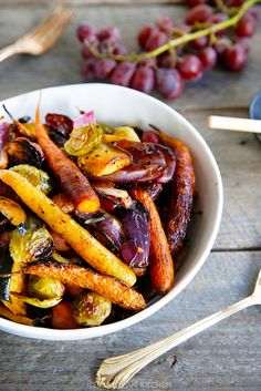 Perfectly Roasted Veggies | Lexi's Clean Kitchen