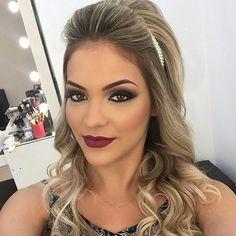 Make top!!! O que acharam?! #universodasnoivas #noiva #wedding #weddingday #casamento #casamentos #make #makeup #maquiagem @lidianetravassosmakeup_
