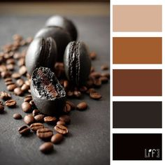 """25 Likes, 3 Comments - COLOR PALETTES (@colorpalettes.oflife) on Instagram: """"#palette #color #coffee #macaron #food #photo #art #design #life #inspiration #yummy #illustration…"""""""