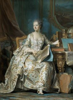 Madame de Pompadour I need to read more up on this incredible lady