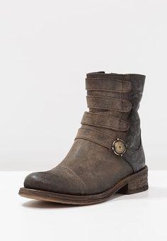 Schoenen Felmini COOPER - Cowboy-/Bikerlaarsjes - noumerat/targoff tobacco Graniet: € 129,95 Bij Zalando (op 16-9-17). Gratis bezorging & retour, snelle levering en veilig betalen!