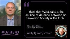 In a world of divide and conquer, unity is the ultimate act of resistance. Watch the full interview with H. Goodman during the Online Vigil in sup. Quick Quotes, Unity, Youtube