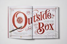 Outside the Box: Hand-Drawn Packaging from around the world by Gail Anderson — The Dieline | Packaging & Branding Design & Innovation News