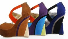 What to wear platform shoes with