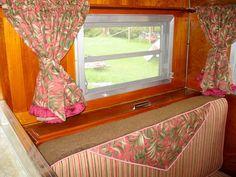 Vintage Roadrunner Travel Trailer - Stunning Canned Ham Wood Interior TO DIE FOR in RVs & Campers | eBay Motors