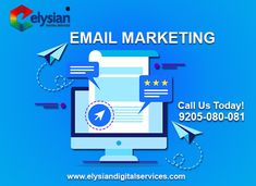 Elysian Digital Services is a Digital Marketing Agency that offers SEO, PPC, Web Designing and Development, SMO/SMM and App Development Services. Email Marketing Agency, Online Marketing, Digital Marketing, Best Email Service, App Development, Web Design, Letters, Touch, Design Web