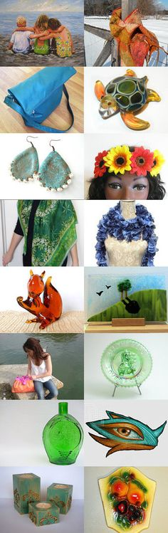 ALL WE NEED IS LOVE...................Gratitude Treasury by Pat Peters on Etsy--Pinned with TreasuryPin.com