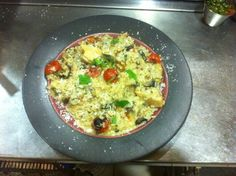 Chiken Risotto