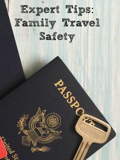 Family travel, especially foreign family travel can be an immensely rewarding experience, however, there are are also risks to traveling. There are things you can do before leaving and once you arrive to stay safe.