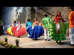 Danzas tradicionales de Oaxaca 3a parte