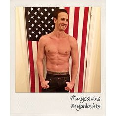 Pin for Later: 40+ Sexy Shirtless Snaps That Will Help You Say Goodbye to Summer  Source: Instagram user ryanlochte